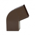 67°-30° Brown square bend